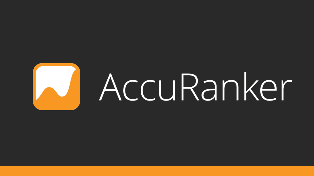 AccuRanker Rank Tracking Tool